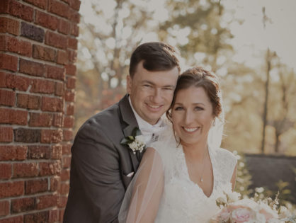 "Katherine & Mark: ""We all need to submit our trust to the Lord in every area of our lives"""