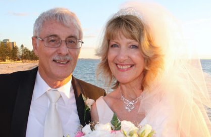 Jennie & Jeff: ''We praise God every day for the direction He gave us''